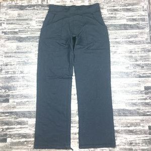 Lululemon Dark Gray Stretch Athletic Lounge Pant